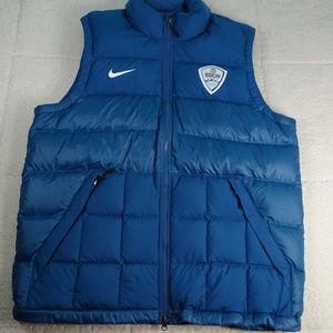 NWT Nike 2014 Sochi Olympics Duck Down Vest XL